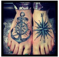 Naval tattoo