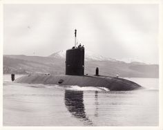 Spent many long weeks at sea on this one !  HMS Splendid - now decommissioned and awaiting scrap