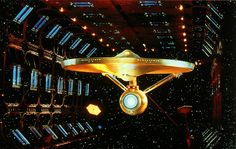 Star Trek I The Motion Picture (1979) Leonard Nimoy, Robert Wise, USS Enterprise