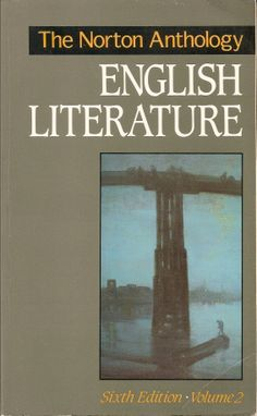 The Norton Anthology of English Literature, Vol.