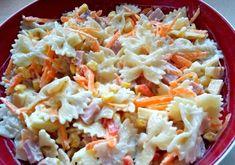 Μακαρονοσαλάτες - Η ΔΙΑΔΡΟΜΗ ® The Kitchen Food Network, Food Network Recipes, Potato Salad, Pasta, Cooking, Ethnic Recipes, Noodles, Cucina, Macaroni Pasta