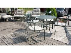 Brown Jordan 9 Piece Patio Set