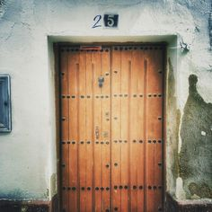 Plus twenty. #ubeda #andalusia #spain #spagna #numerocivico #door #postman #upgrade