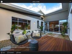 Exterior Color Schemes, Exterior Paint Colors, Exterior House Colors, Exterior Design, Paint Colours, Colour Schemes, Timber Deck, Palette, Display Homes