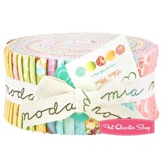 Coquette Jelly Roll Chez Moi for Moda Fabrics