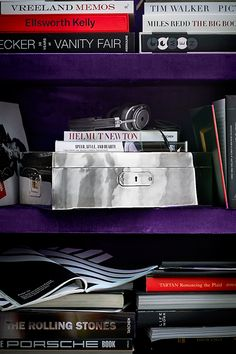 Gifts for Him: In gleaming  silver-plated brass, the Ellington lock box is an artful standout of heirloom quality