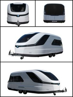 Knaus Tabbert Caravisio: The shape of caravans to come?