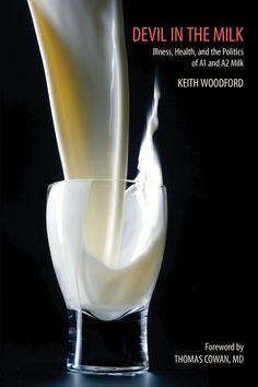 You need to read this book to fully understand what's behind A1 and A2 milk. I would highly recommend this for anyone who has a leaky gut, bowel issues, autism, or schizophrenia.