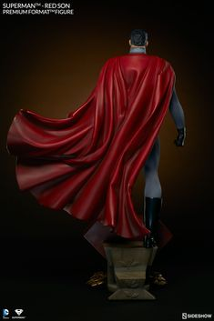 Superman Red Son Figure | Sideshow Collectibles