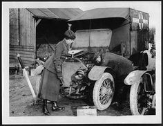 (Posted from mrsourcing.com)  Verify out these manufacturer sourcing pictures: Lady Commandant of the Initial Aid Nursing Yeomanry  Image by National Library of Scotland According to this photographs original caption, the woman shown right here watching the mechanic fixing an ambulance, is a Commandant in the First Aid...  Read more on http://www.mrsourcing.com/good-manufacturer-sourcing-photographs/