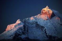 Nevado Huandoy   por Sergiu G. Jiduc