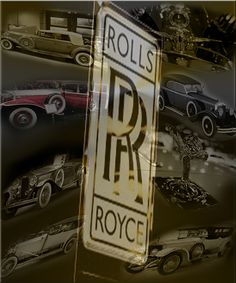 Roll's Royce's collection on the Student Show