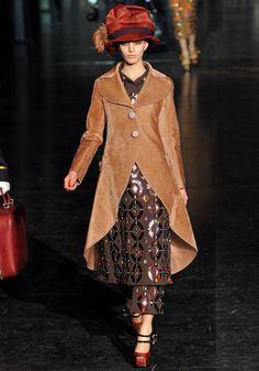 Manteau, Louis Vuitton, Automne-hiver 2012-2013