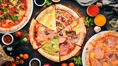Pizza Delivery, Mamma Mia, Pizza Recipes, Background Images, Vegetable Pizza, Wallpaper Backgrounds, Food, Hd Images, Eten