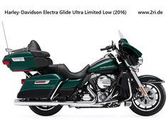 Harley-Davidson Electra Glide Ultra Limited Low (2016)