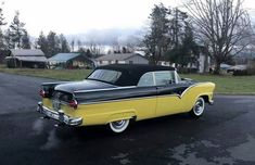1955 Ford Fairlane Sunliner Ford Fairlane, Old Cars, Antique Cars, Vehicles, Vintage Cars, Car, Vehicle, Tools