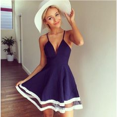Sexy V-neck Backless Bodycon Sleeveless Dress. Use coupon code ZNUTX at checkout to save 20% off your entire purchase today.