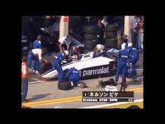 Formula 1 pit stops evolution - 50s, 70s, 80s, 90s, 00s, 10s (slowest to...