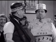 """""""The Honeymooners,"""" The man from space,"""