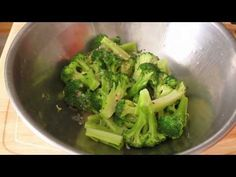 Food Wishes Recipes - Garlic Lemon Chili Broccoli Salad Recipe  Ingredients:  1 1/2 pounds broccoli  3 cloves garlic, mashed  2 tbsp lemon juice  2 tbsp rice vinegar  1/2 tsp Dijon mustard  1/3 cup olive oil  red pepper flakes to taste  salt and pepper to taste