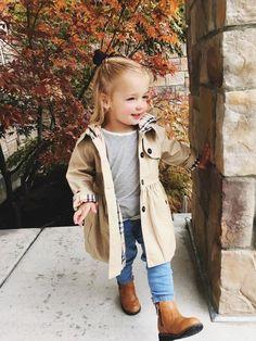 and baby fashion Kids Fashion Girls Toddler Fall Outfits Girl, Girls Fall Outfits, Toddler Girl Style, Little Girl Outfits, Little Girl Fashion, Toddler Fashion, Fashion Children, Cute Kids Outfits, Fall Fashion Kids