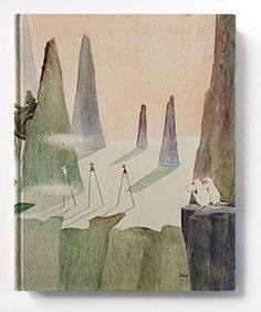 Hard cover notebook Comet in Moominland - The Official Moomin Shop Moomin Shop, Tove Jansson, Stationery, Notebook, Texture, Cover, Painting, Beautiful, Books