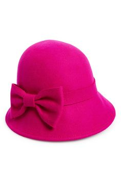 STYLEeGRACE ❤'s this Kate Spade Felted Wool Downbrim Hat!