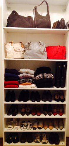 Captivating Finally Have The Closet Of My Dreams. :)