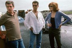 Pierce Brosnan, Rene Russo and John McTiernan in The Thomas Crown Affair (1999)