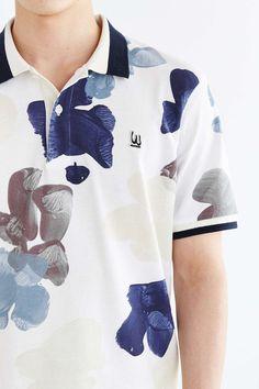 Wood Wood Penn Polo Shirt