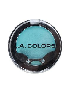 L.A. Colors Fabulous Teal Eye Shadow Pot | Hot Topic