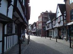 Friar Street, Worcester, England