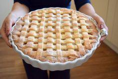Apple Dessert Recipes, Cookie Recipes, Czech Recipes, Tasty, Yummy Food, Desert Recipes, Food Cravings, Meringue, No Bake Cake