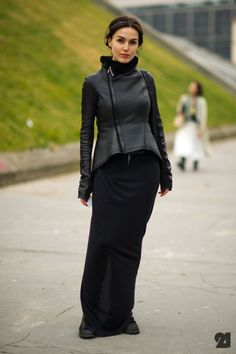 via 21arrondissement so good #style #fashion #women #black #clothing #womens #men #mens