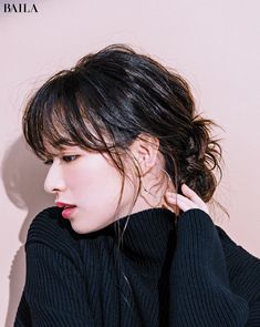 Japanese Models, Japanese Girl, Beautiful Mind, Beautiful Women, Hair Arrange, Hottest Female Celebrities, New Haircuts, Up Styles, Pretty People