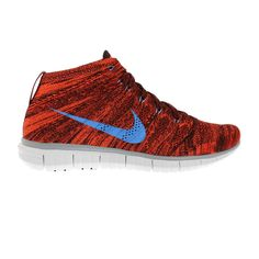 new style a3668 f6a4e Nike Free Flyknit Chukka (639700-601) Nike Free Flyknit, Running Shoes For