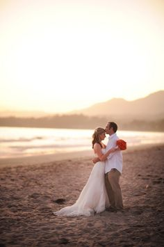 A Relaxed & Fun Rincon Beach Club Wedding in Carpinteria, CA