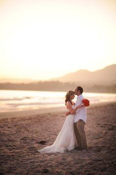 A Relaxed & Fun Rincon Beach Club Wedding in Carpinteria, CA