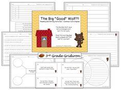 3rd Grade Gridiron: reading