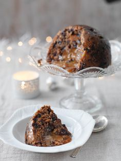 heston christmas pudding cooking instructions