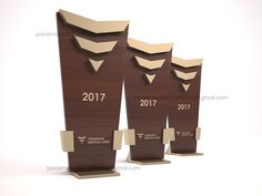 Trophies And Medals, Custom Trophies, Trophy Design, Business Gifts, Lettering Design, Wood Design, Unity, Signage, Branding
