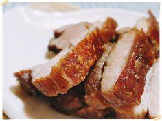 港式脆皮烧肉,好吃味道又道地!学做起来啊!