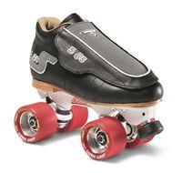 S85 Avanti Jam Skates: Leather Boots, Metal Plates, Speed/Jam Wheels; Size(s) 5 - 13
