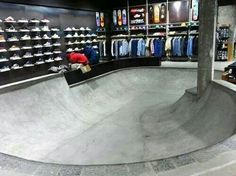 This what i plan the skatepark inside to look like