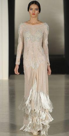 Temperley London: Silvia Long Dress.