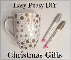 Easy DIY Christmas Gifts Ideas 2014
