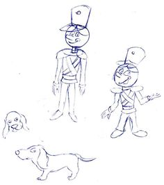 More Timothy Tim Soldier by Toonamp.deviantart.com on @deviantART A loot at Timothy's old brother? Not sure.  Maybe just another soldier.  Also his pet dog that Timothy rides around on.