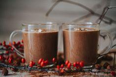horká čokoláda Moscow Mule Mugs, Nutella, Drinking, Beverages, Food And Drink, Tea, Breakfast, Tableware, Smoothie
