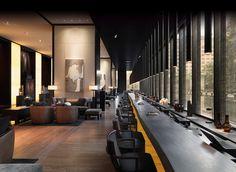 Long Bar . Puli Hotel Shanghai