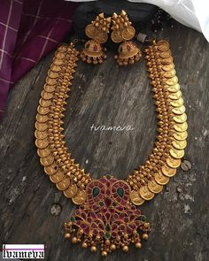Jewelry OFF! Beautiful Kasulaperu Designs That You Cant Ignore Gold Bangles Design, Gold Earrings Designs, Gold Jewellery Design, Fancy Jewellery, Designer Jewelry, Gold Temple Jewellery, Gold Jewelry, Antique Jewelry, Jewelry Rings